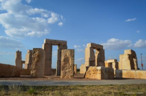 Texas Stonehedge