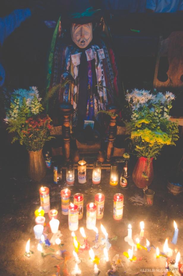 Maximon, Santiago Guatemala