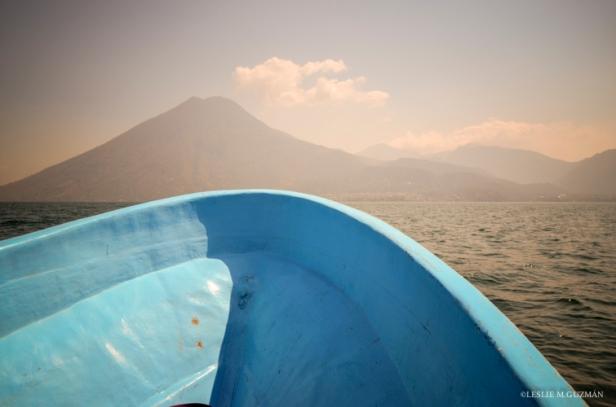 Lago Atitlan by Lancha