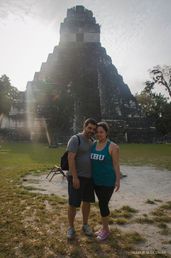 Tikal Day Two