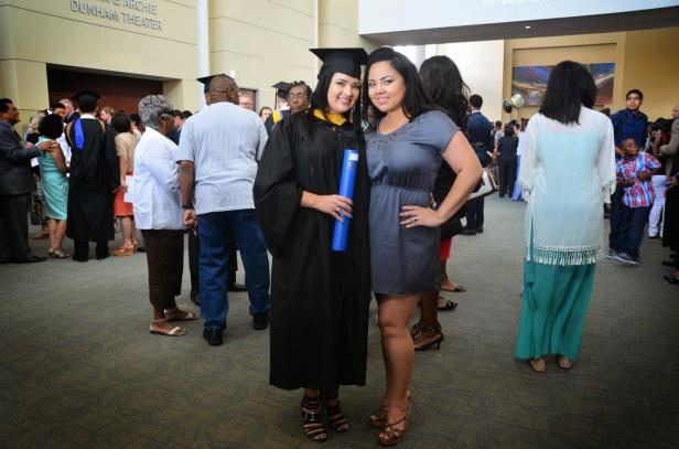 Vivi Graduation